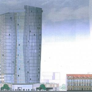Olomoucká výzva předána  – Šantovka Tower v Zastupitelstvu