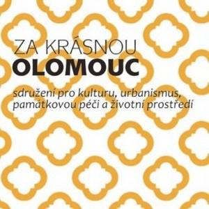Výroční členská schůze o. s. Za krásnou Olomouc