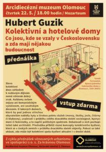Hubert Guzik_Kolektivní a hotelové domy