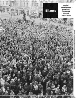 Bilance. Umění ve veřejném prostoru Olomouce v letech 1945-1989
