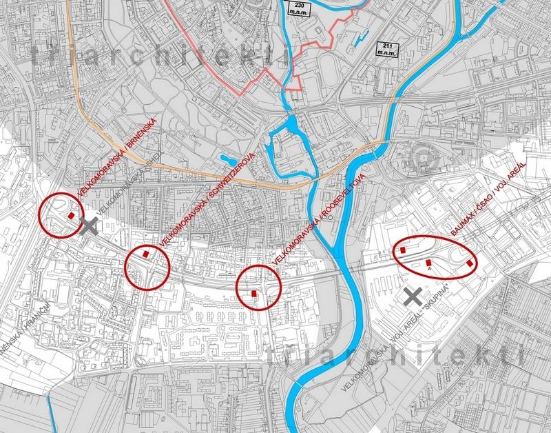 Město má analýzu výškového zónování, jedná však v přímém rozporu s ní