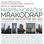 Martin Horáček: Mrakodrap v evropské architektuře 1897-2013
