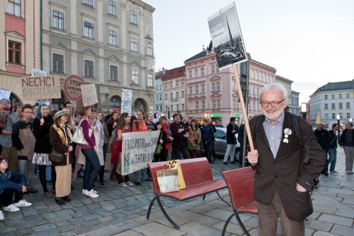 Sdružení Za krásnou Olomouc je navrženo na cenu Patrimonium pro futuro